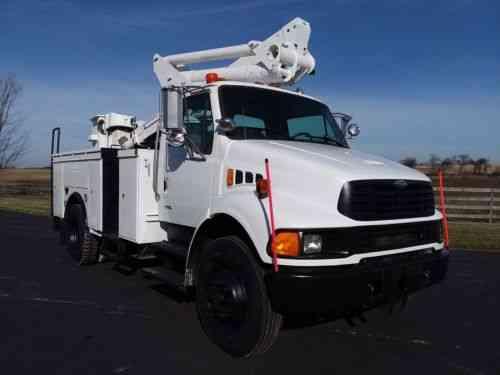 Sterling ( Freightliner / Dodge ) Acterra Bucket Truck W