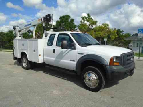 Ford F 550 SUPERDUTY 2007