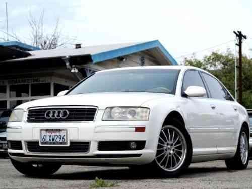 Audi A8 A8l 4 2 Liter Quattro Lwb 2005