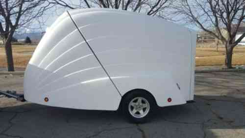 Adventure Sports Aero Pod Enclosed Motorcycle Vans Suvs And