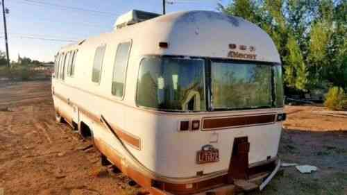 Airstream Argosy 1977 This Auction Is For A Rare Vintage Vans
