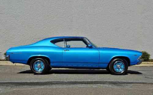 Chevrolet Malibu Chevrolet Chevelle Malibu True Classic 1969