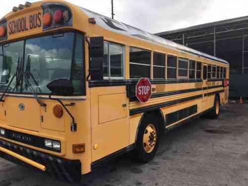 Ebay Motors Bus 0 2003 72 Passenger Blue Bird School Bus Vans Suvs And Trucks Cars