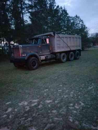 Fire Truck T300 K W Heavy Rescue Cat Engine 400 H P Allison Vans Suvs And Trucks Cars
