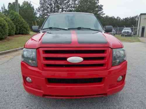 Ford Expedition Limited   Ef Bb Bf Ford Expedition Roush Edition Used Classic Cars