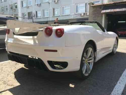 Ferrari F430 Body Kit For Toyota Mr2 Replica Ferrari F430 Set Vans Suvs And Trucks Cars