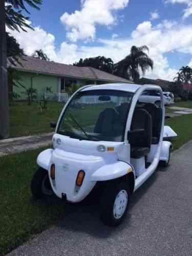 Gem Golf Cart >> Gem Golf Cart E4 Offered Here Is A 2002 Gem E4 Electric Vans Suvs