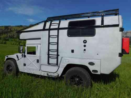 Humvee Rv Custom Camper Top 0 Custom Conversion Vans