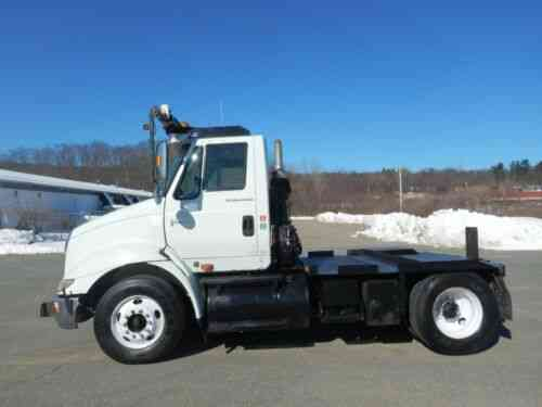 International 8600 Modular Home Toter Truck Hauler Cummins ISM Diesel 320HP  2006