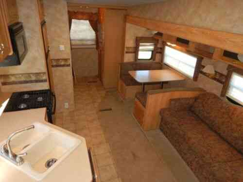 Keystone Laredo 30ft 5th Wheel Camper Slide Out Bunk House Beds Sleeps 9  2004