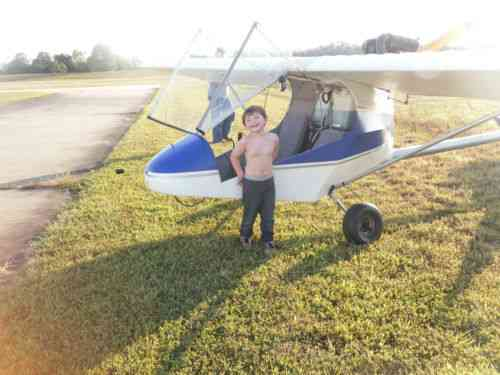 KOLB ULTRALIGHT AIRCRAFT 503 ROTAX TWINSTAR MARK II