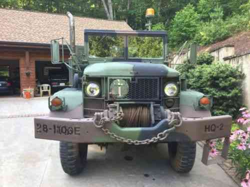 M35a2 Military Truck For Sale Is An M35a2 W/w 1969 Kaiser D