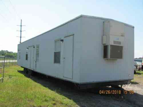 MAN CAMP MOBIL TRAILER FOR SALE!! 12 ft wide x 60 ft long -sleeps 16 people