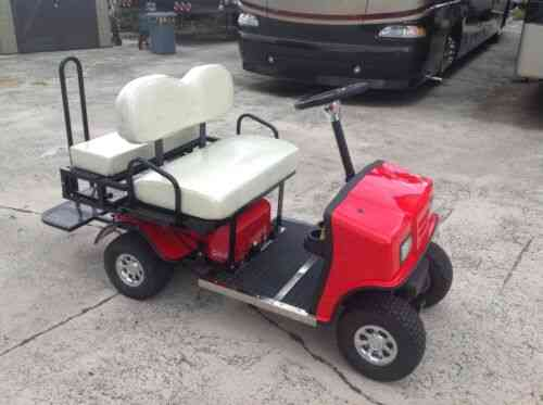 New Red 2019 Cricket Sx3 Mini Mobility Golf Cart 36v Electric Warranty