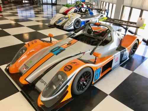 Radical Sportscars SR8