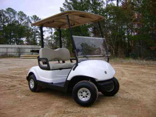 2015 Yamaha Drive G29 48v Golf Cart Revamped To 2018 Specs