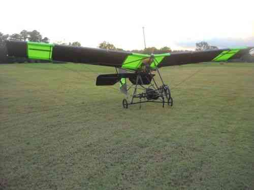 Starflight part 103 legal Ultralight with Rotax 377 and 3 Blade Ultraprop