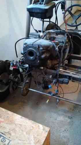 Suzuki 600cc Go Kart/Dune Buggy 80+ HP!!