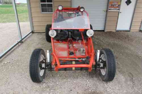 vw sand rail dune buggy